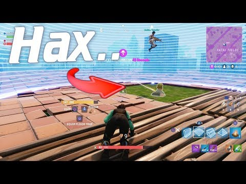 UNDER THE MAP HACKER.. LAST ALIVE IN THE SMALLEST CIRCLE! (FORTNITE)