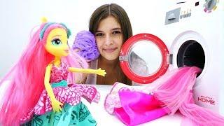 ToyClub шоу - Игрушки Литл пони. Флаттершай ищет Рарити