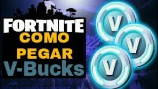 How to catch V-Bucks at FortNite (easy and fast)
