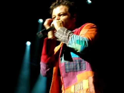 Concert Christophe Mae Geneve 24/10/10