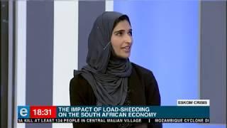 Impact of load shedding on the SA economy