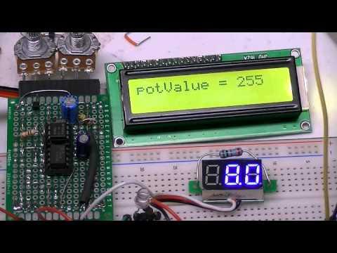 Arduino PWM Digital To Analog Conversion