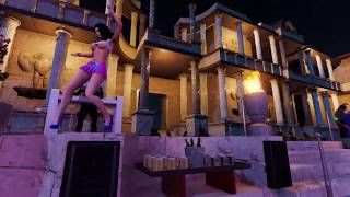 3DXChat BDSMetall Roman Theatre Rock by Eyleen