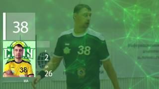 СГАУ-САРАТОВ состав команды 2015-16