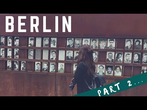 BERLIN TRAVEL VLOG | GERMANY PART 2