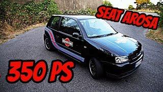 WOLF IM SCHAFSPELZ - SEAT AROSA mit 1.8T GT28