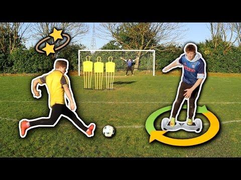 DIZZY FREE KICK CHALLENGE VS W2S | Football's Top Drawer #2 - FIFA 17