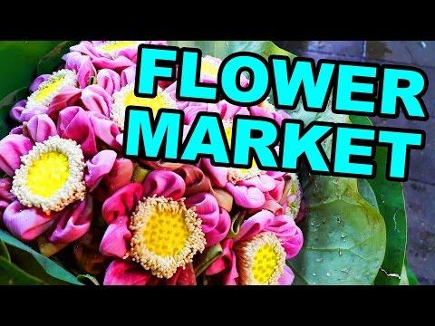 Flower Market - Bangkok, Tajlandia #286 2015.12.05 (5/5)