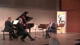W. A. Mozart - Kegelstatt Trio, KV 498