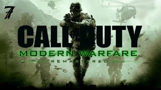 CALL OF DUTY MODERN WARFARE REMASTERED Gameplay Walkthrough Parte 7 - Price (PC)