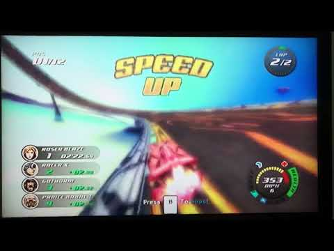 Speed Racer: The Videogame - Class 1 - Petrobras Pursuit Championship: Race 1