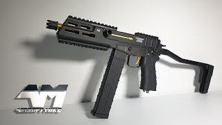 TOKYO MARUI SCORPION MOD M / Airsoft Unboxing Review