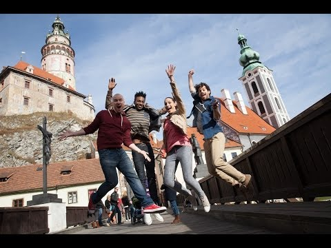 Come to the Czech Republic and experience your own story!  (USA)