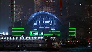 ¡El 2020 ya ha llegado a algunos países de Asia y Oceanía!