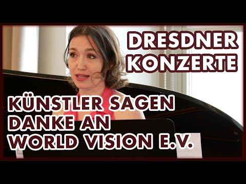 Dresdner Konzerte - Künstler sagen Danke an World Vision e.V.
