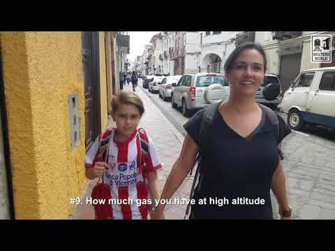 Ecuador: 10 Things