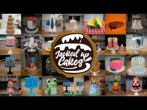 Welcome to.... JACKED UP CAKES with Jack Rogers