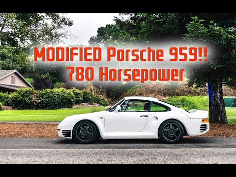This 780 HP Porsche 959 is a Hypercar Killer!!