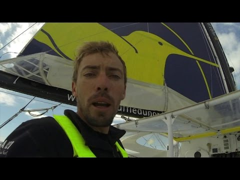 World on Water Vendee Globe Report Dec 13 16. Thomson, Le Cam,Meilhat more