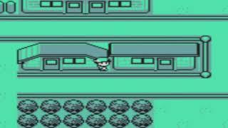Pokemon Gold/Silver Beta Kanto Region spaceworld 1997 Beta