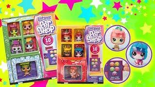 Littlest Pet Shop  Automat ze zwierzakami  Hasbro E5478