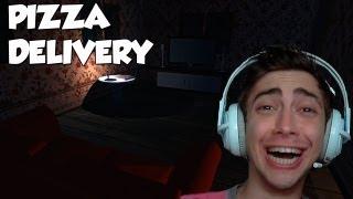 Pizza Delivery - Me vê um grito com bastante azeitona(Fui chamado pra fazer uma entrega de uma pizza em uma casa no mínimo estranha. Começou tudo ok ouvindo um Michael Jackson mas depois digamos que ..., 2013-06-14T15:00:33.000Z)