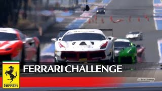 Ferrari Challenge Europe - Le Castellet 2017, Trofeo Pirelli Race 2