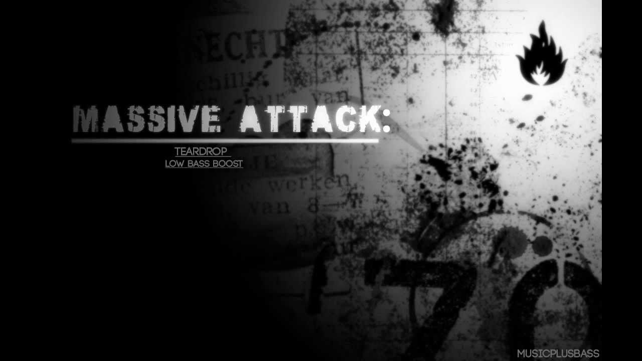 Massive attack teardrop hd