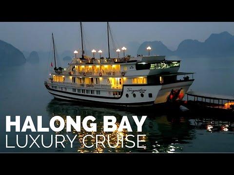 Halong Bay Luxury Cruise   Signature Cruise