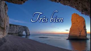 How to pronounce très bien in French