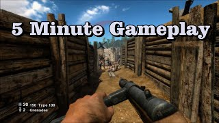 5 Min Gameplay: History Channel