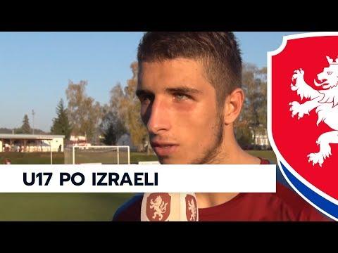 Český výběr U17 nestačil v kvalifikaci ME na Izrael
