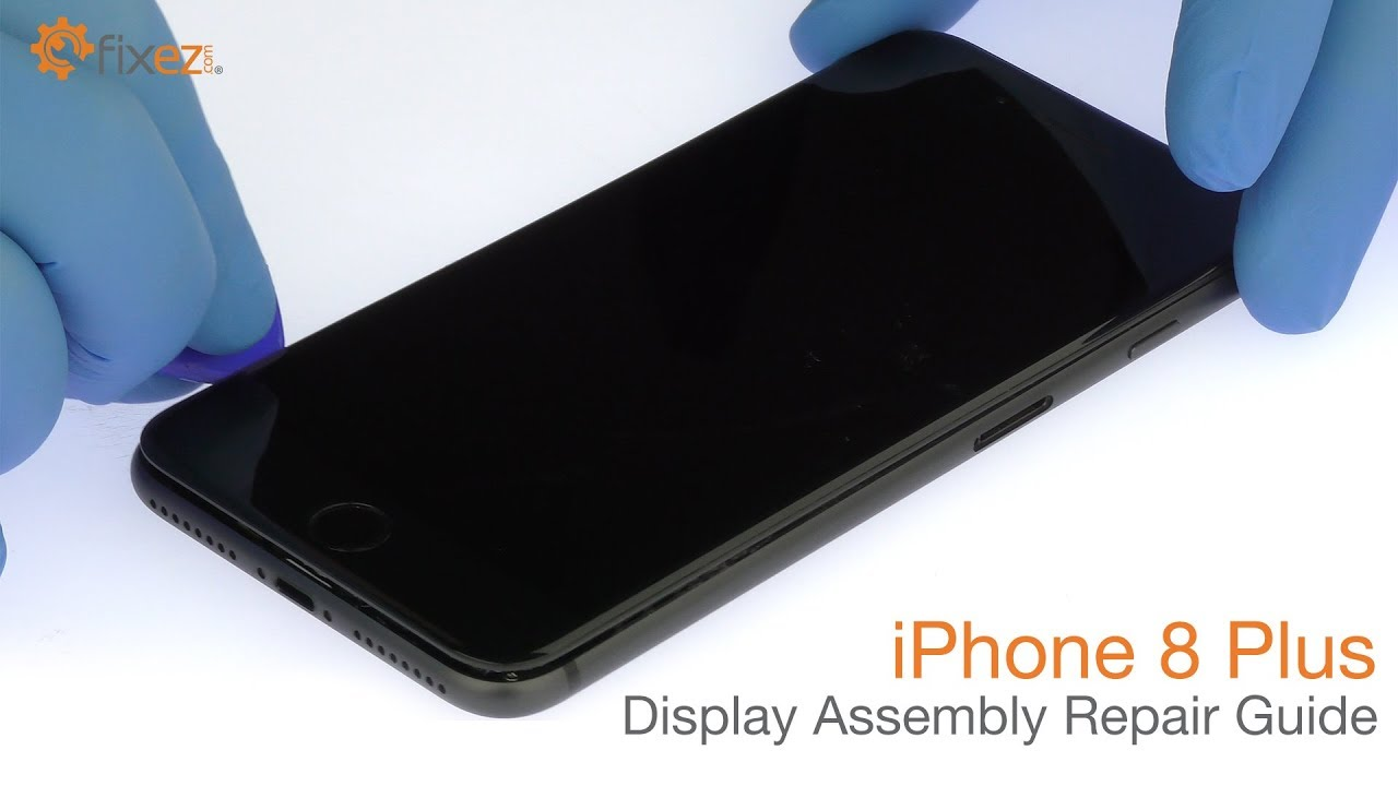outlet store 1f336 2d72b iPhone 8 Plus Screen Repair Guide - Fixez.com