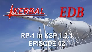 KSP 1.3.1 with Realism Overhaul - RP-1 02 - RD-100 and XASR