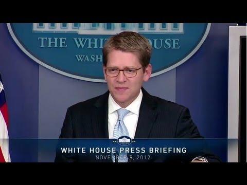 Whitehouse Press Briefing By James S. Brady
