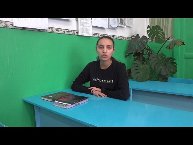 Изображение предпросмотра прочтения – НатальяАсророва читает произведение «Послушайте! (Послушайте! Ведь, если звезды зажигают…)» В.В.Маяковского