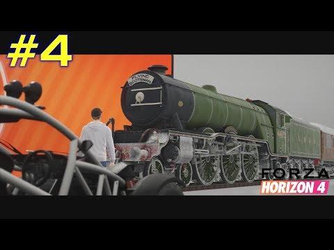 Forza Horizon 4 | Hay que ir sobre railes | #4 thumbnail