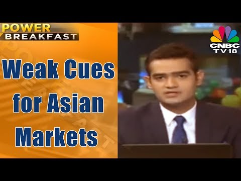 Power Breakfast Part - 1 | Stock Market News: From Asia To US | 6th Dec | CNBC TV18