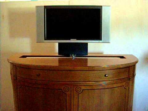 Credenza Per Tv : Mobile per tv solido pino stand panama effetto rovere ripiani