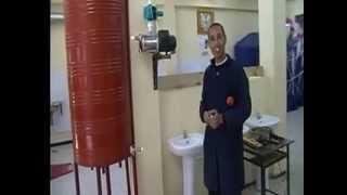 التركيب الصحي والغاز مع الاستاذ بن بوزيد احمد