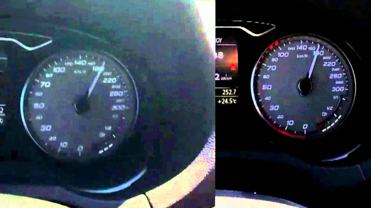 100 250 km h comparison audi s3 convertible s tronic vs s3 sportback rh youtube com audi s tronic vs manual s tronic manual or automatic