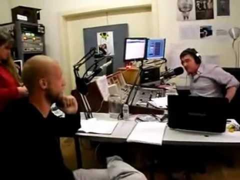 necrofist sur radio tribe fm australie