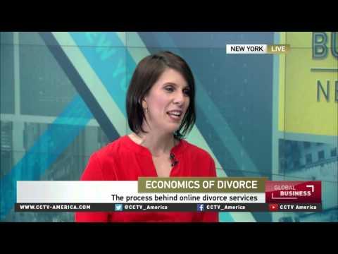 Financial journalist Emma Johnson on financial hurdles of divorce
