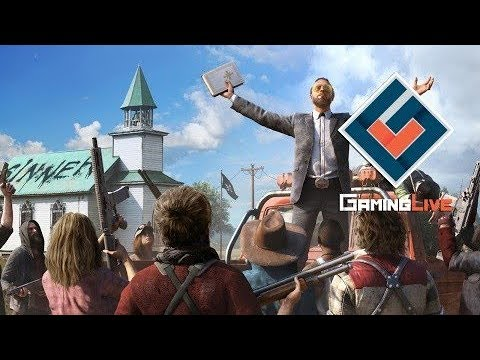 FAR CRY 5 : GAMEPLAY FR sur l'infiltration