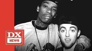 Wiz Khalifa Reacts To Mac Millers Death Along With Others In Hip Hop