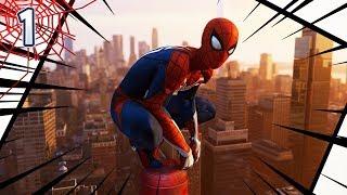 Spider-Man 2018 - Part 1 - THE BEGINNING