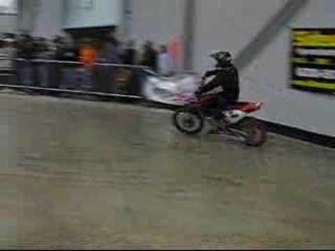 Dirtbike Tricks - Rosemont, Illinois