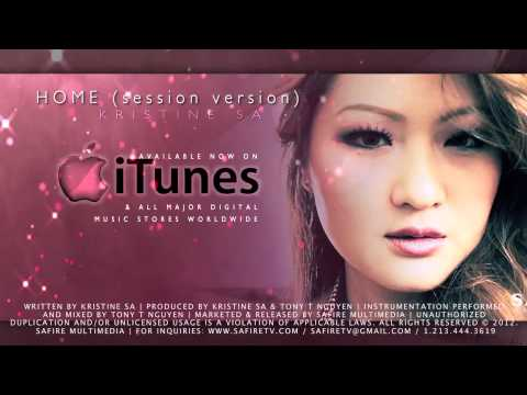 Kristine Sa - HOME (2012 session version full)