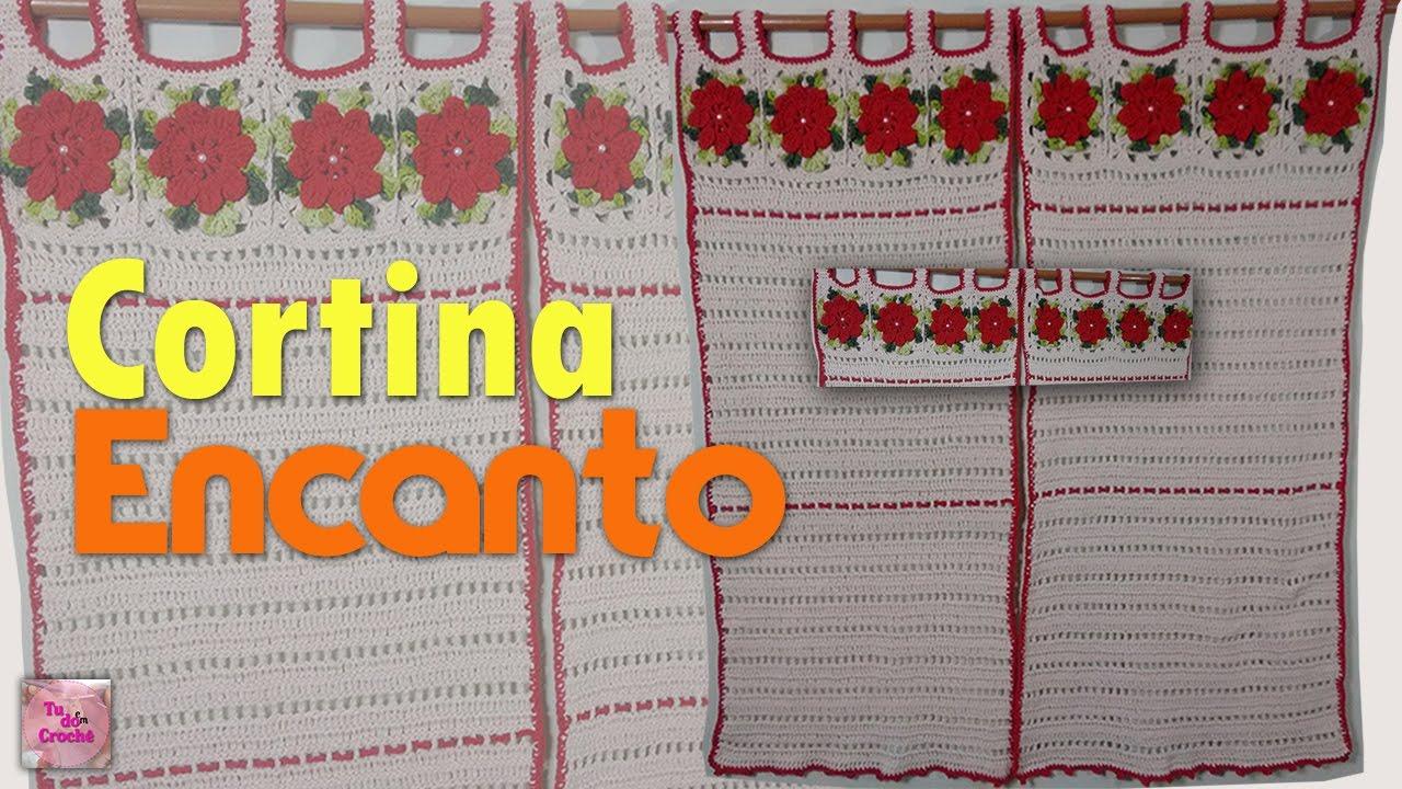 Cortinas Para Cozinha De Croche Cortina De Pia De Cozinha Em