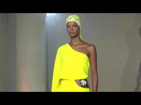 Stephane Rolland Paris Haute Couture SS 2019